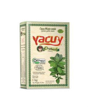 Erva Mate Orgânico Yacuy 1Kg