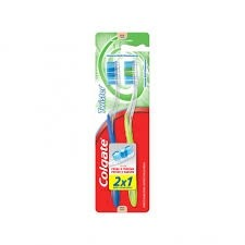 Escova Dental Twister Macia Colgate 2x1