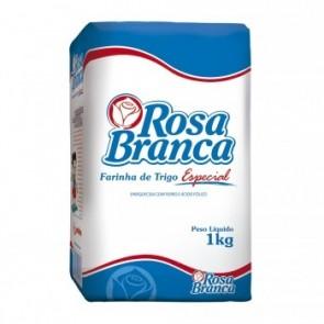 Farinha de Trigo T1 Rosa Branca 1Kg
