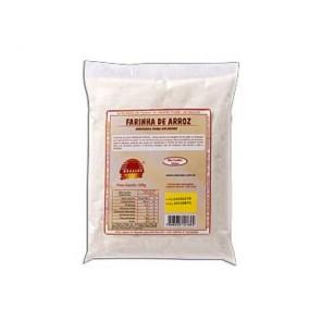 farinha de arroz geração saude