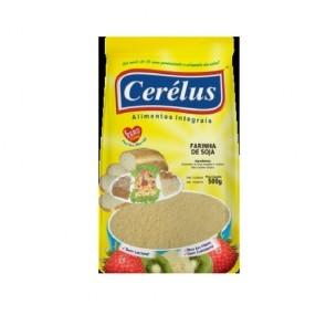 farinha de soja cerélus