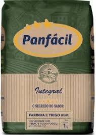 Farinha de Trigo Integral Panfacil 1kg