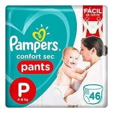 Fralda Pampers PantsP C/46