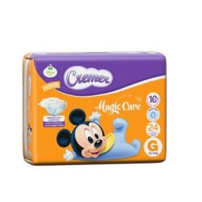 Fraldas Cremer Disney