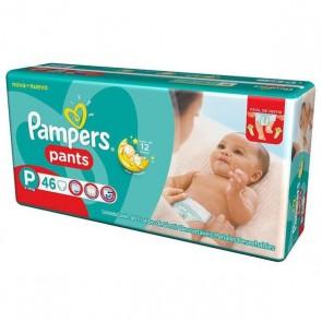 Fralda Pampers Pants P C/46