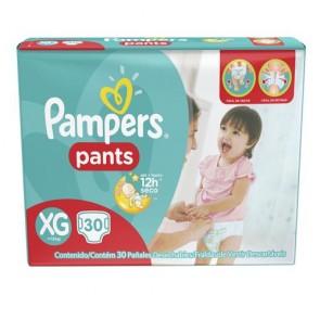 Fralda Pampers Pants XG C/30