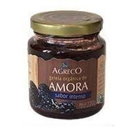 Geleia Orgânica Amora Agreco 220g