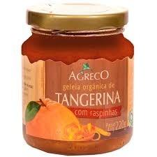 Geleia Orgânica de Tangerina Agreco 220g