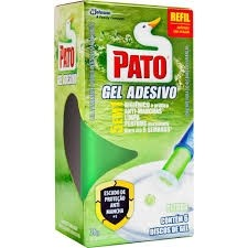 Gel Adesivo Citrus Pato Refil 38g