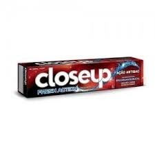 Gel dental Close Up Vermelho Red Hot 90g