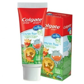 Gel Dental Colgate Kids Sem Fluor