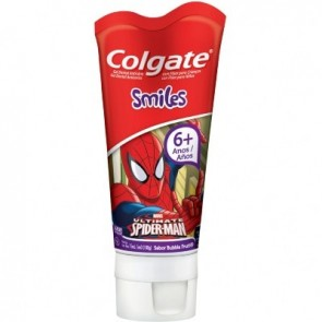 Gel Dental COLGATE Spider Man