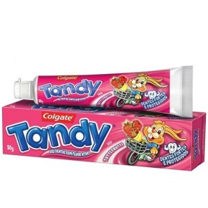 Gel Dental Tandy Tutti Frutti