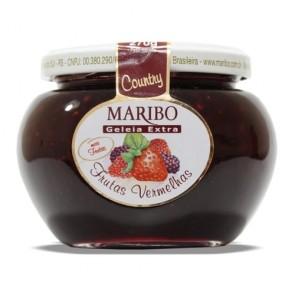 Geleia Frutas Vermelhas Maribo 270g