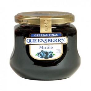 Geleia Mirtilo Queensberry 320g