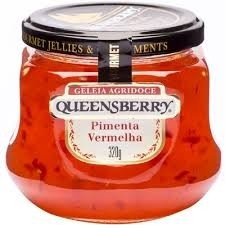 Geléia de Pimenta Queensberry 320g