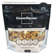 Granola S/Glúten Z. Açúcar Grano Square 200g