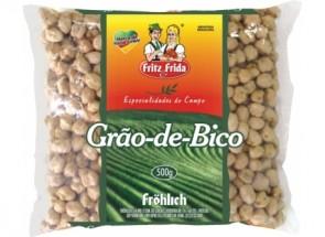Grão-de-Bico Fritz & Frida 500g