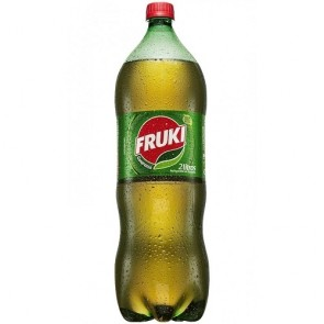 Guaraná Fruki Tradicional 2 litros