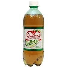 Guaraná Antartica Zero 600ml