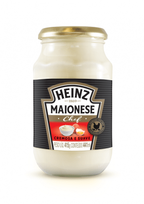 Maionese Chef Heinz 415ml