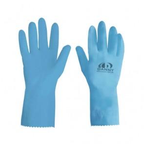 Luva Danny Anti Alérgica Azul Tam P
