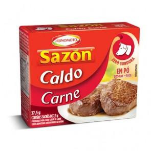 Caldo de Carne em Pó Sazon 37.5g