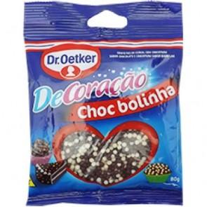 Coneitos Chocolate Bolinha Dr.Oetker 80g