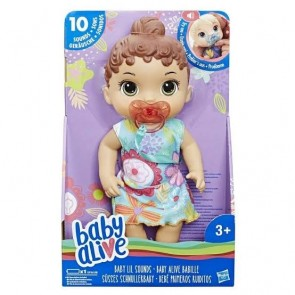 Baby Alive Sons Hasbro