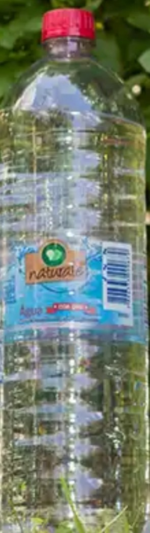 Água c/gás Naturale 1,5L