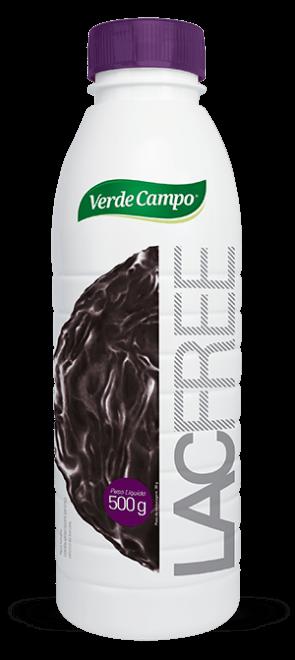 Iogurte Ameixa LacFree Verde Campo 500g