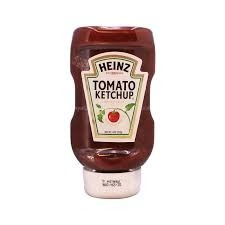 Ketchup Heinz Trad 397g