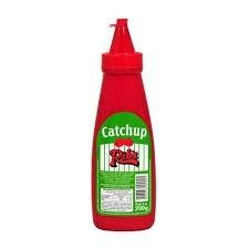 Ketchup Ribs Trad 200g