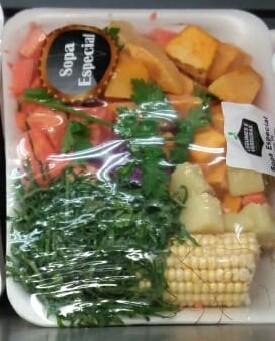 Sopa de Legumes Especial Iaronka 600g