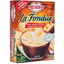 La Fondue 3Queijos President 450g