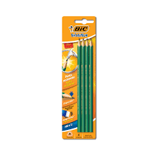 Lapis Grafite Evolution BIC com 4