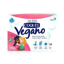 Lava-Roupas Coquel Vegano 1kg