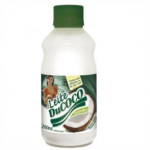 Leite de Coco Ducoco Natural 200ml