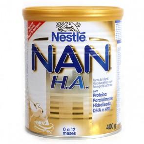 Leite em Pó Nan H.A Nestle 400g