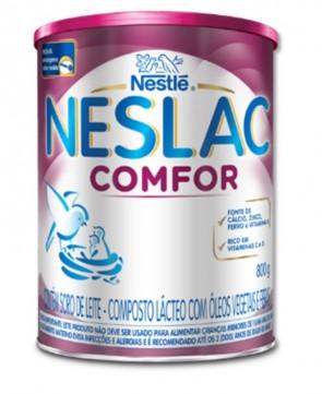 Leite em Pó Neslac Confor Nestle 800g