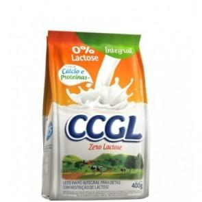 Leite em Pó Integral Zero Lactose CCGL