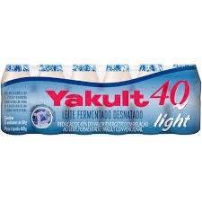 Leite Fermentado Yakult Light 480g
