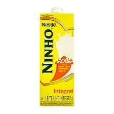 Leite UHT Nestle Ninho Integral Forti+