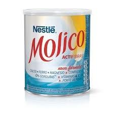 Leite em Pó desnatado Molico Actfibras Nestle 280g
