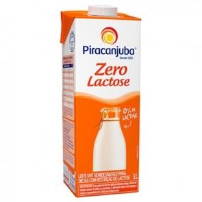 Leite UHT Zero Lactose Piracanjuba 1L