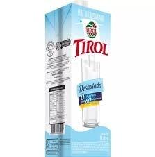 Leite UHT Tirol Desnatado 1L