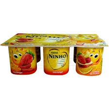 Iogurte Ninho Nestlé 600g