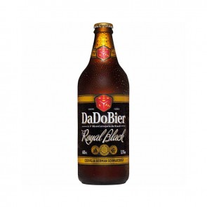 Cerveja Royal Black 600 ml