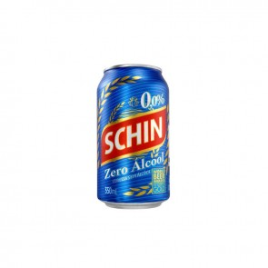Cerveja Schin Zero Álcool 350 ml