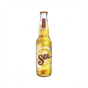 Cerveja Sol Premium 330 ml